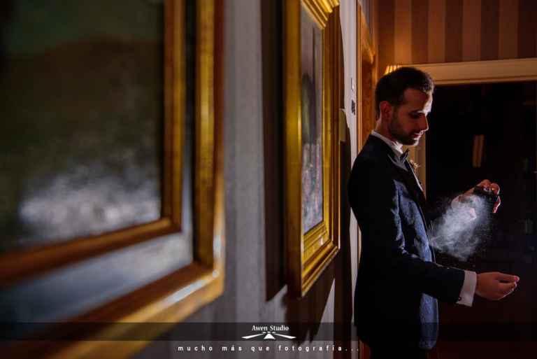 Preparativos boda Coruña