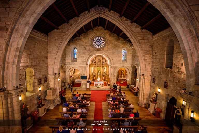 Ceremonia boda iglesia
