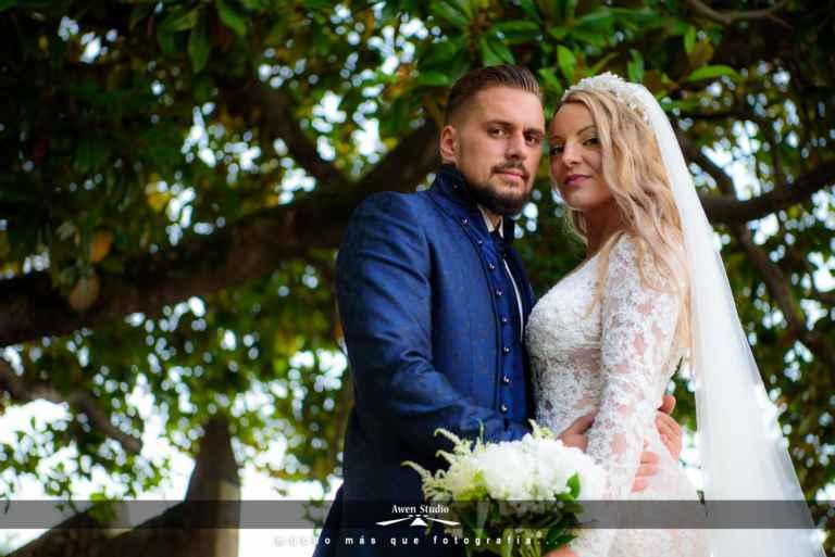 Fotógrafos boda Oleiros