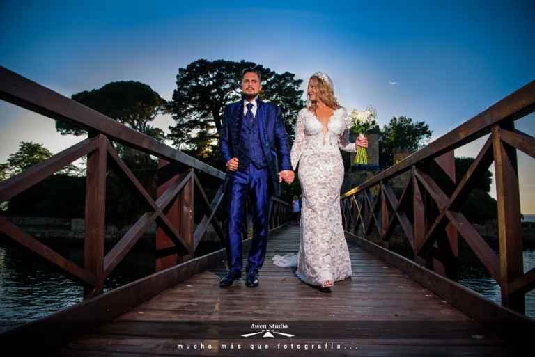 Fotógrafos boda Cambre