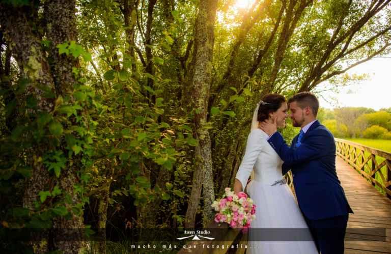 Fotógrafos boda Ares
